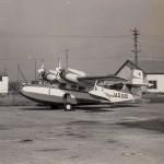 グラマンG-44ウィジョン(伊丹空港) 1963年(昭和38年) (S・S)