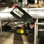 ロッキードM21コックピット(Museum of Flight) 2014年 (C・K)