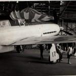 3式戦「飛燕」(入間航空祭) 1965年11月 (坂)