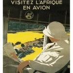 航空会社のポスター