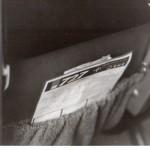 全日空ボーイングB727ポケット 1966年(昭和44年)。(山Y)