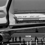 マクダネル・ダグラスDC-10とロッキードL1011トライスター 1972年(昭和47年)。(今)