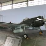 隼(インドネシアのジョグジャカルタにある空軍博物館)キャノピー周辺は現地で改修されているようですが、よく保管されて呉れています。