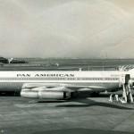 パンアメリカン航空のボーイングB707