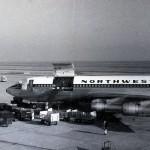 ノースウエスト航空のボーイングB707