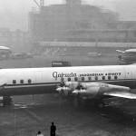 ガルーダインドネシア航空のロッキード・エレクトラ