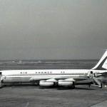 エールフランスのボーイング707